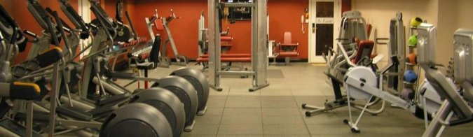 Use of large gym for physio exercises